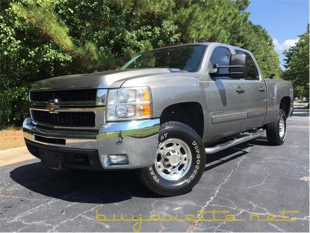 2007 Chevrolet Silverado | 897709