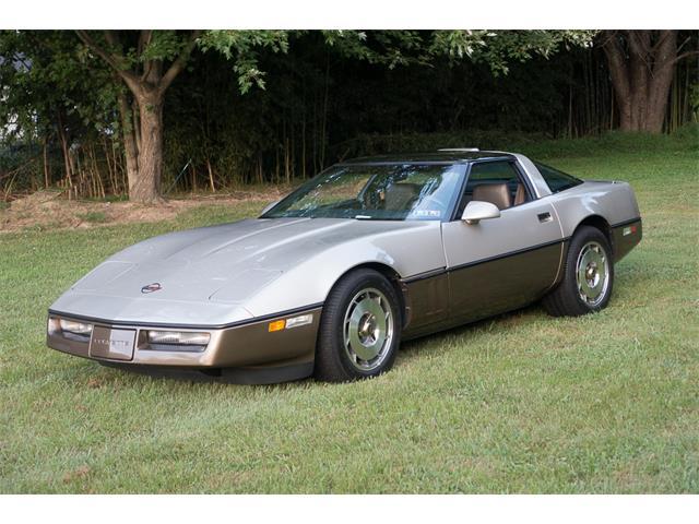1987 Chevrolet Corvette | 897717