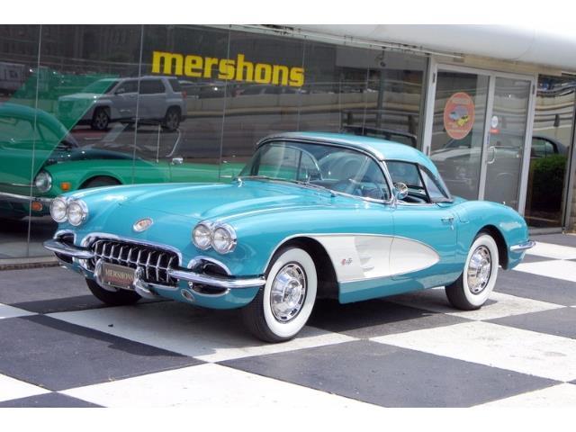 1960 Chevrolet Corvette | 897721