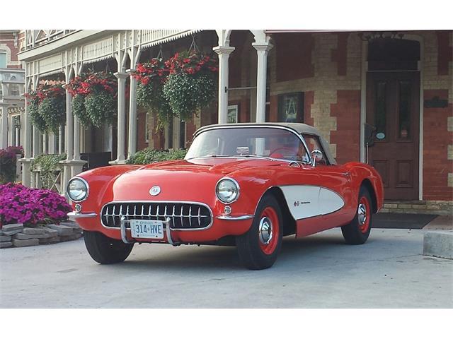 1957 Chevrolet Corvette | 897735