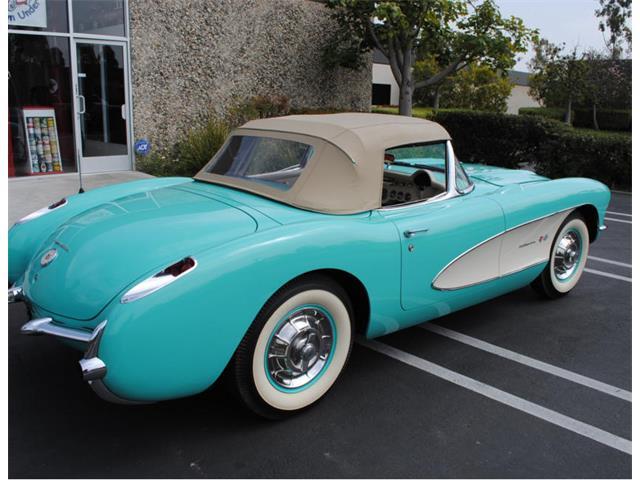 1957 Chevrolet Corvette | 897739
