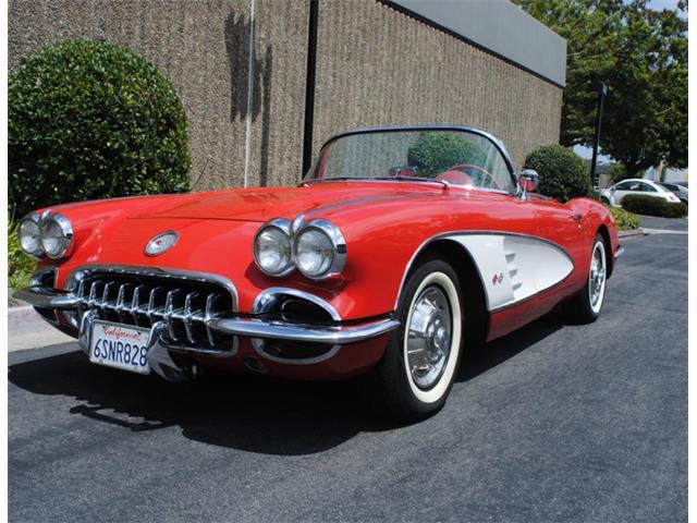 1958 Chevrolet Corvette | 897741