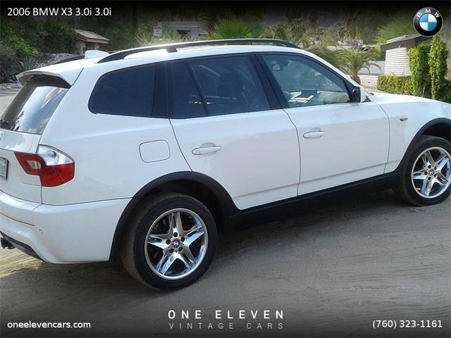 2006 BMW X3 3.0i 3.0i | 897752