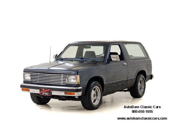 1985 Chevrolet Blazer | 897755