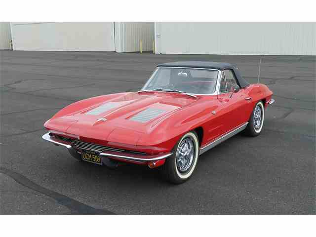Picture of 1963 Corvette located in Ewing NEW JERSEY - J8PQ