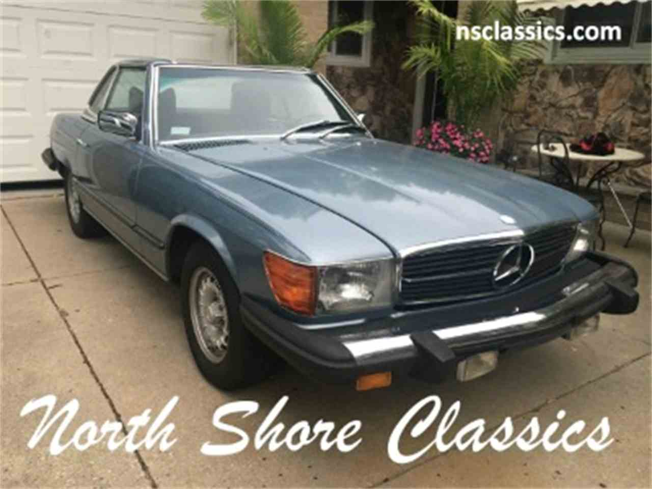 Large Picture of '79 450SL - J8PW