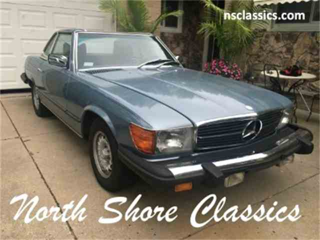1979 Mercedes-Benz 450SL | 897764