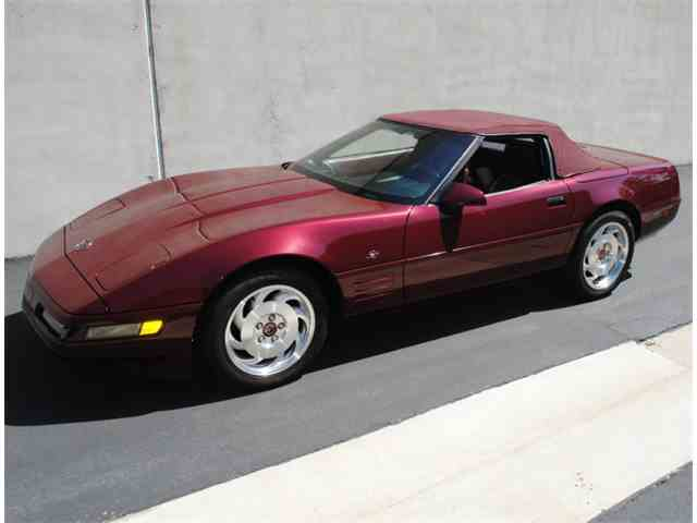 1993 Chevrolet Corvette | 897765