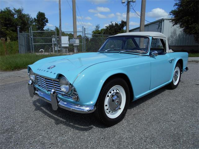 1964 Triumph TR4 | 897775