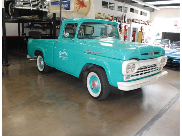1960 Ford F100 | 897787