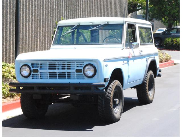 1968 Ford Bronco | 897788