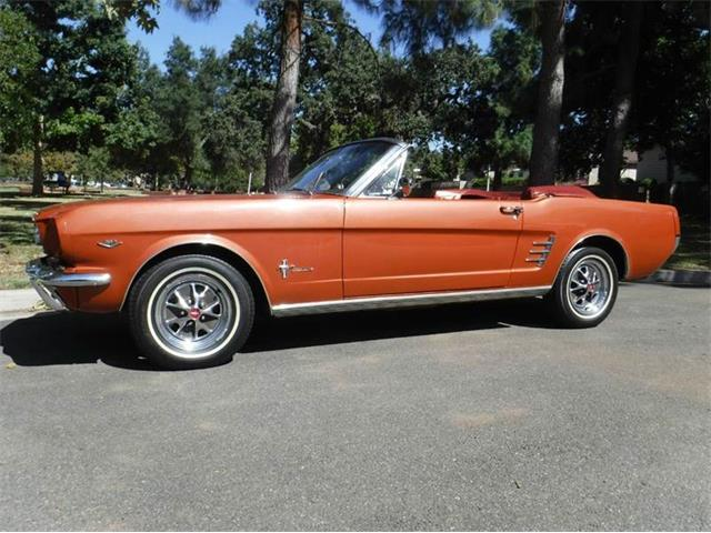 1966 Ford Mustang | 897789
