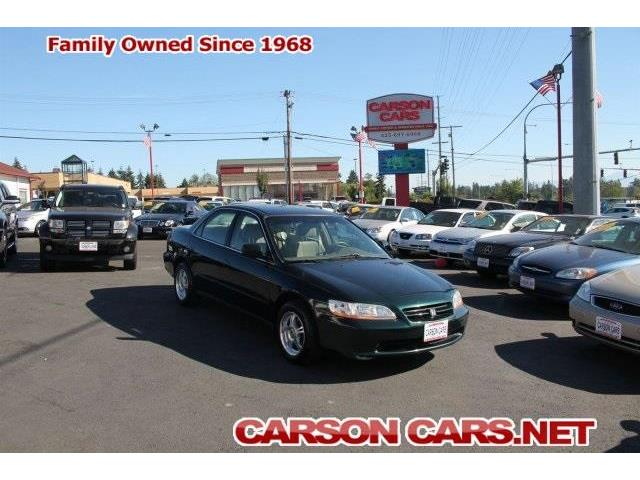 1999 Honda Accord | 897795