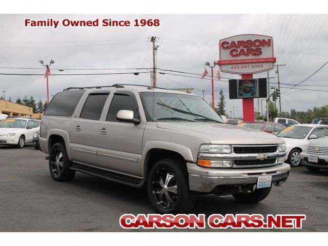 2004 Chevrolet Suburban | 897797