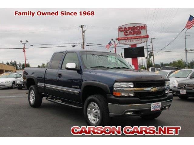 2002 Chevrolet Silverado | 897801
