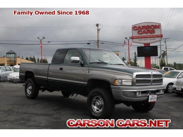1997 Dodge Ram 2500 | 897806