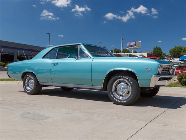 1967 Chevrolet Chevelle | 897818