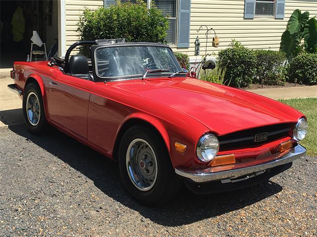 1971 Triumph TR6 | 897828