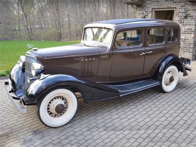 1933 Pontiac Sedan | 897830