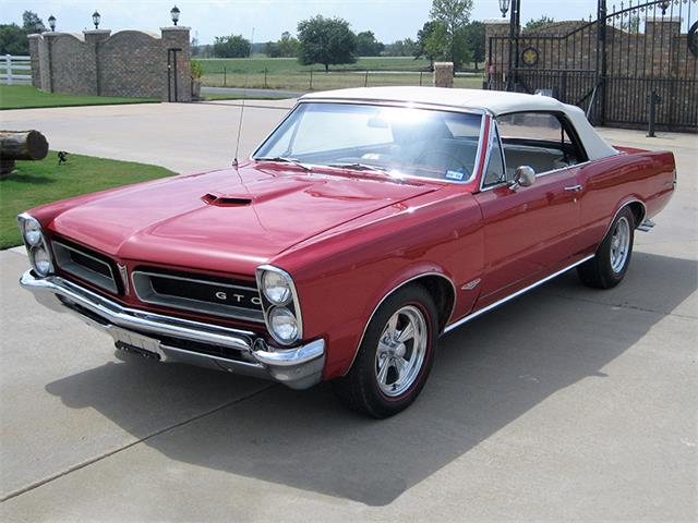 1965 Pontiac GTO | 897831