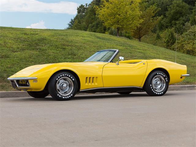 1968 Chevrolet Corvette | 897834
