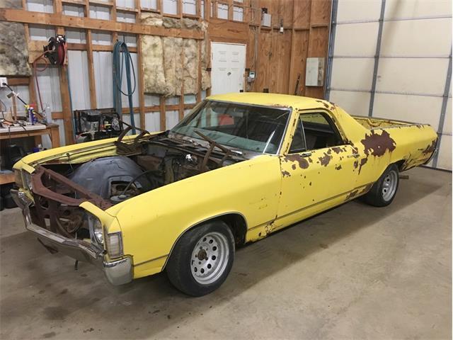1972 Chevrolet El Camino | 897844
