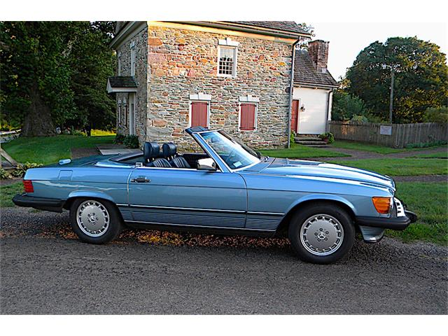 1988 Mercedes-Benz 560SL | 897849