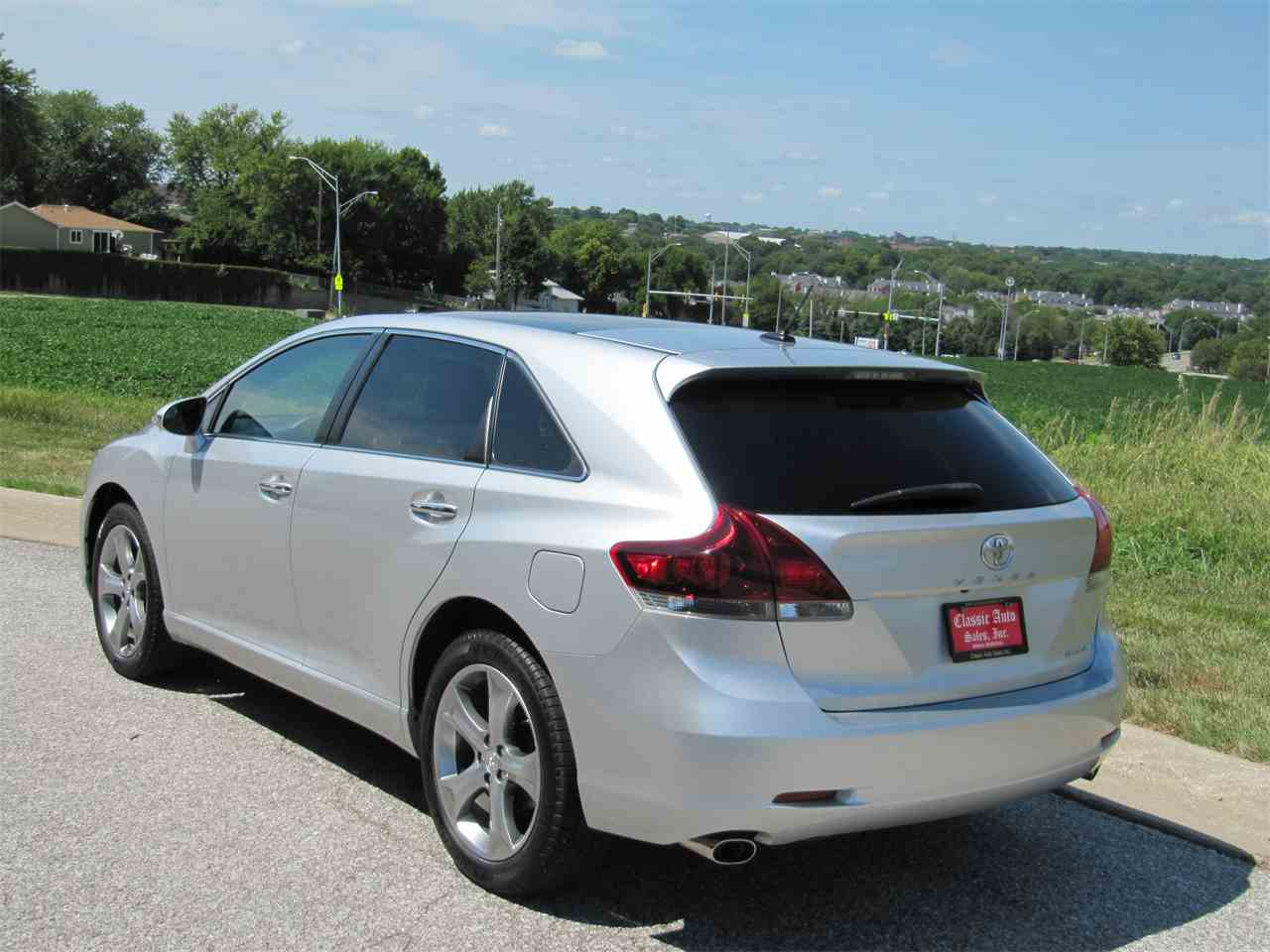 2013 Toyota Venza LTD for Sale - CC-890790