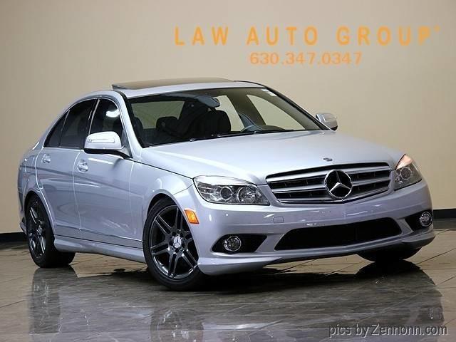 2008 Mercedes-Benz C350 SPORT NAVIGATION | 897902