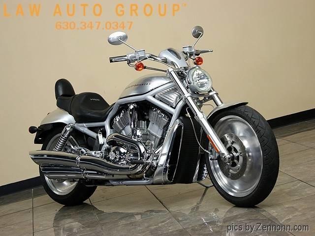 2002 Harley-Davidson VRSC | 897904