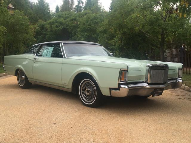 1971 Lincoln Continental | 897907