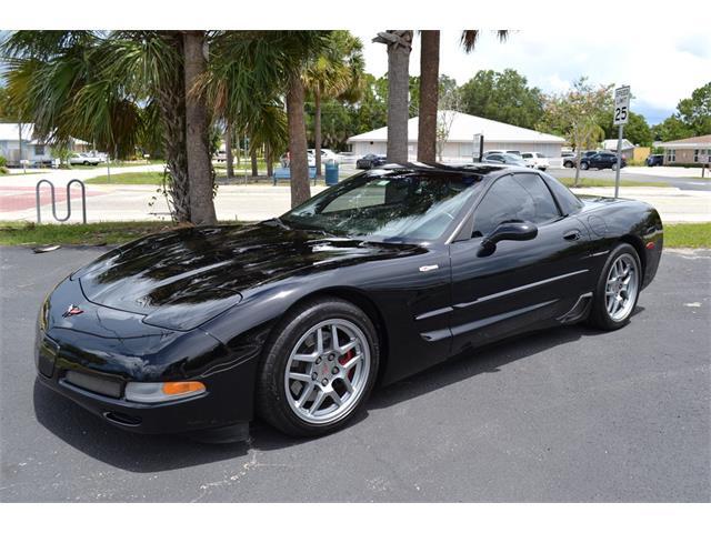 2002 Chevrolet Corvette | 897925