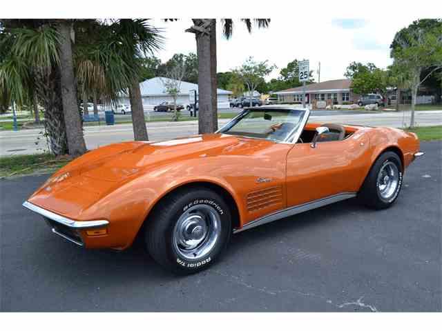 1972 Chevrolet Corvette | 897929