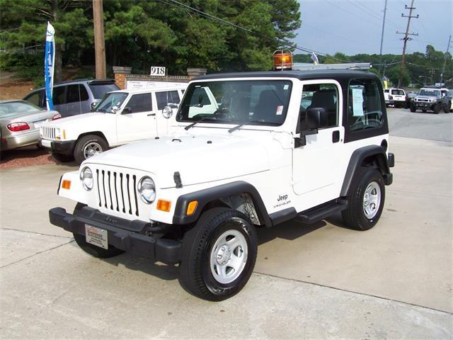 2003 Jeep Wrangler | 897936