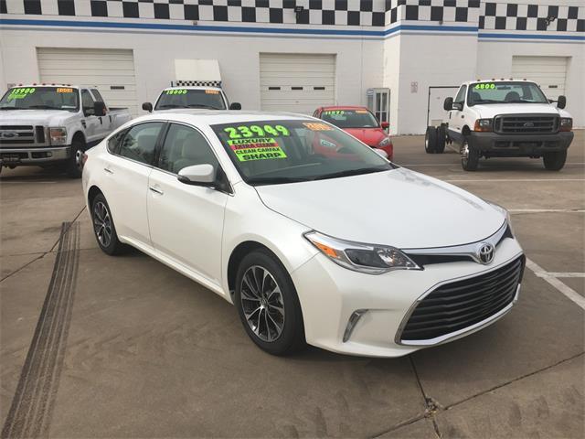 2016 Toyota Avalon   897939