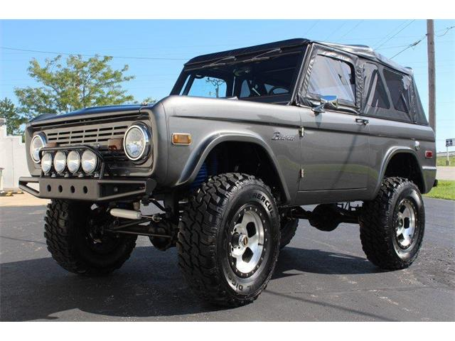 1975 Ford Bronco | 890794