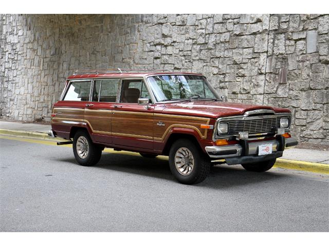 1985 Jeep Wagoneer | 897944