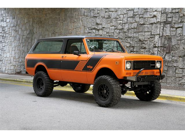 1977 International Harvester Scout II | 897945