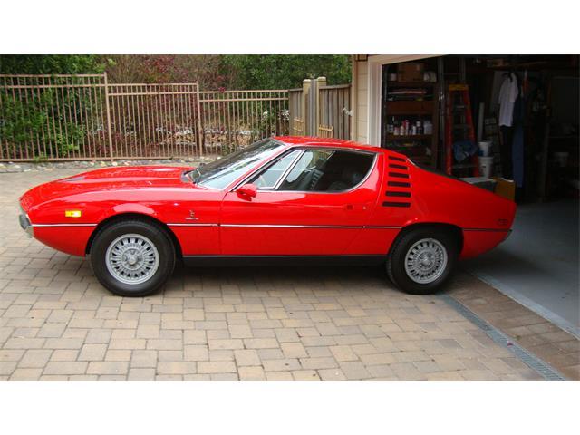 1971 Alfa Romeo Montreal | 890796