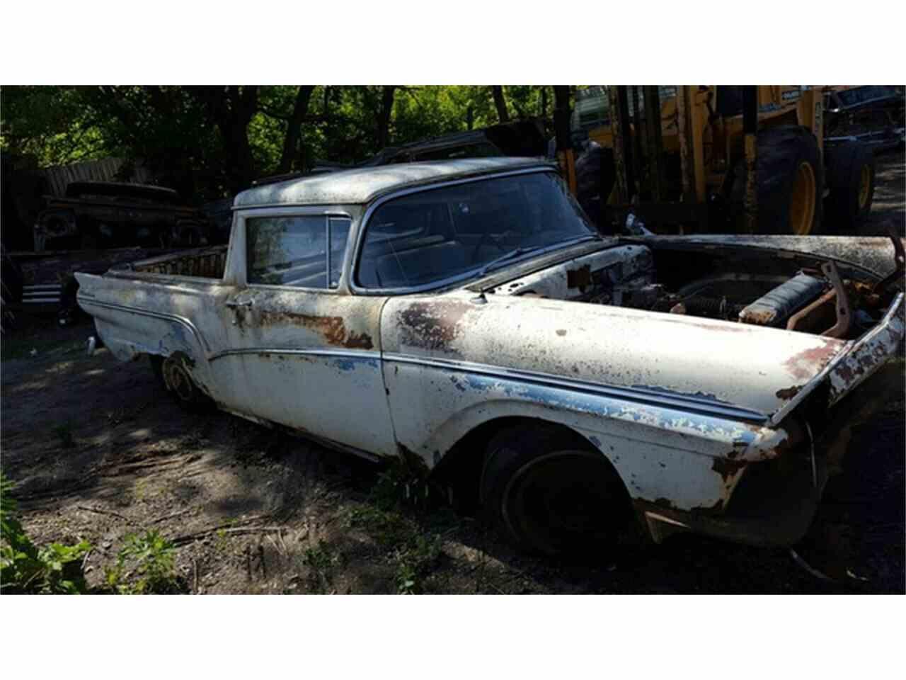 1957 ford ranchero 897961 - 1957 Ford Ranchero