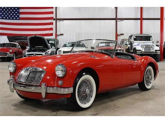 1956 MG MGA | 897967