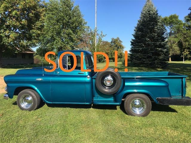 1959 GMC Pickup   897970