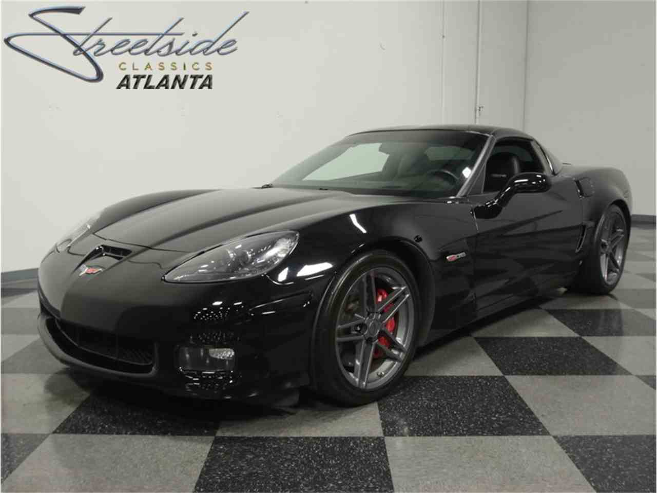 2008 chevrolet corvette z06 for sale cc 897976. Black Bedroom Furniture Sets. Home Design Ideas