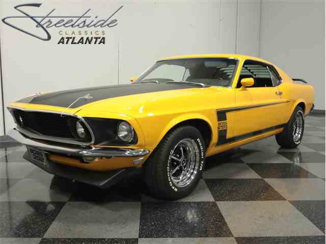 1969 Ford Mustang Boss 302 Tribute | 897979