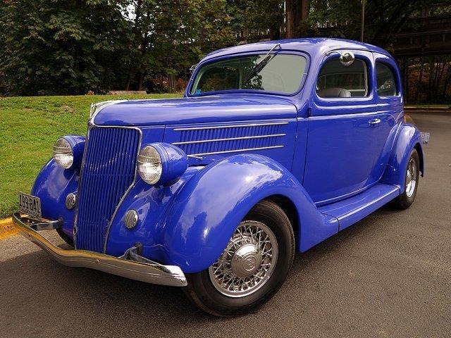 1936 Ford 2-Dr Sedan | 897988