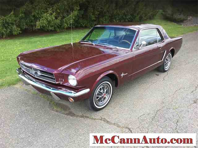 1965 Ford Mustang | 897995
