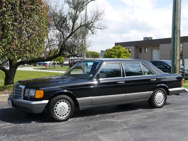 1988 Mercedes-Benz 300SEL | 897997