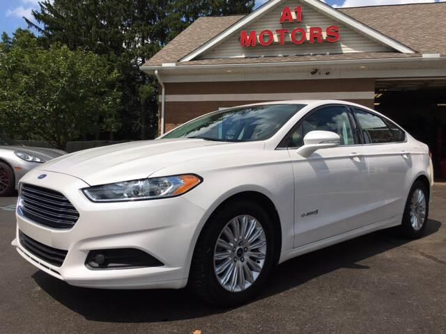 2014 Ford Fusion | 890008