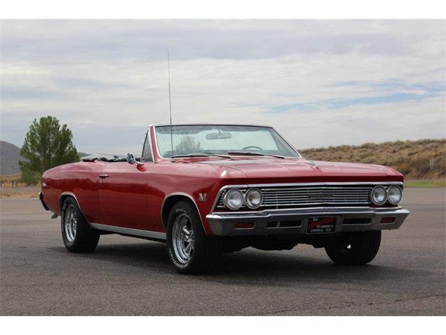 1966 Chevrolet Chevelle | 890800