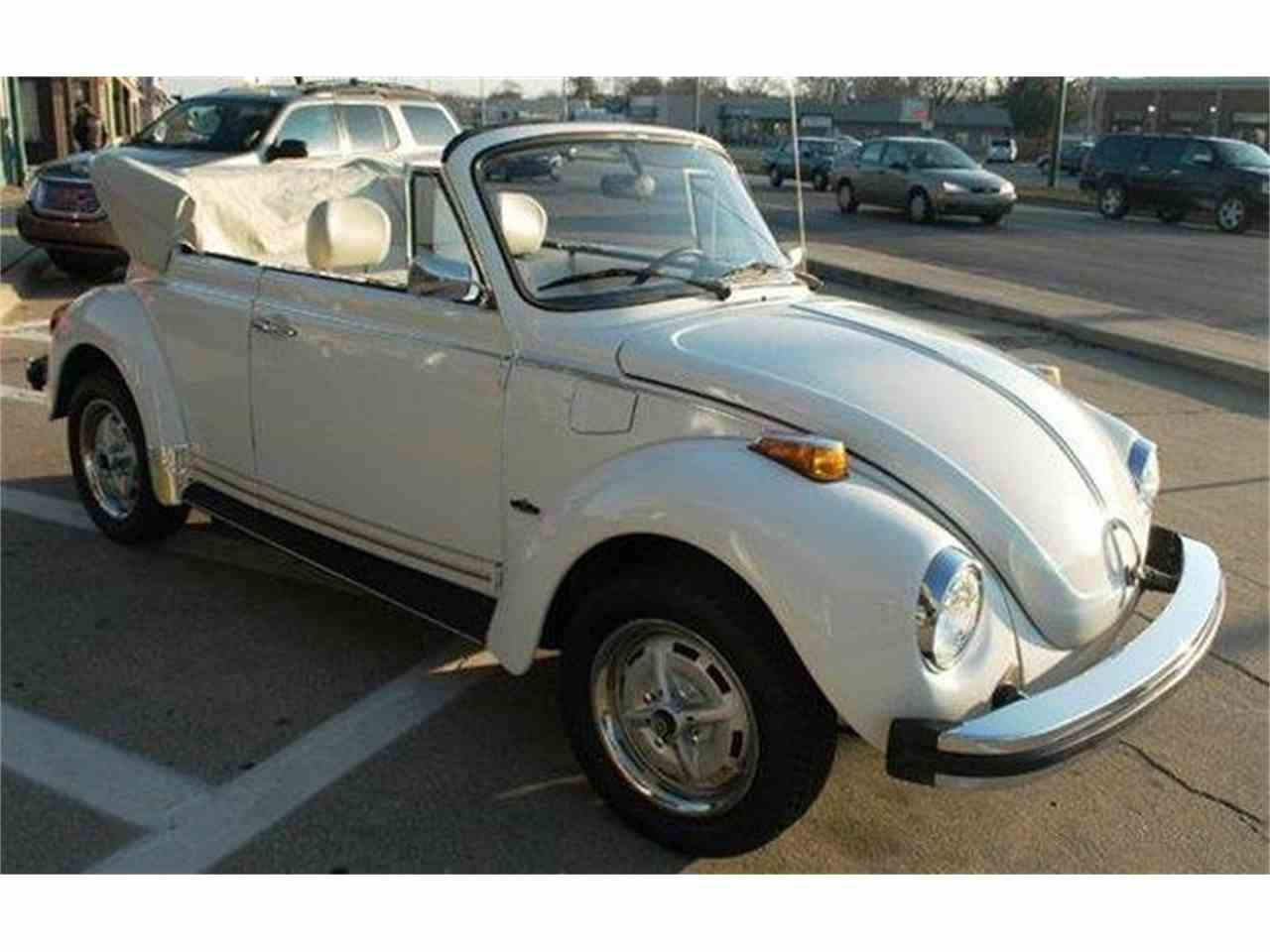 Large Picture of '78 Super Beetle - J8WJ